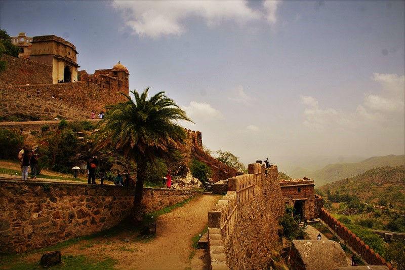 Badal Mahal Kumbhalgarh Fort