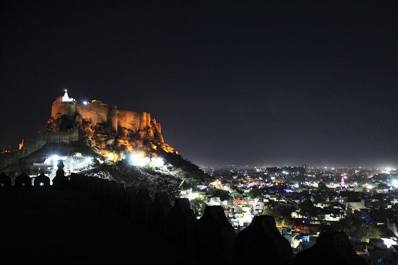 Beautiful Jodhpur City