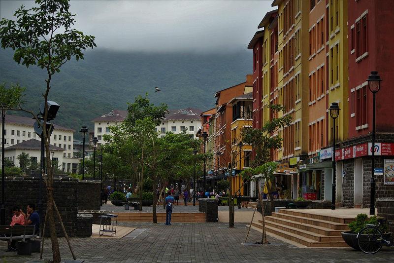 Beautiful Lavasa City