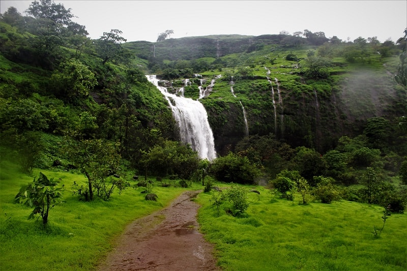 Bendewadi Waterfall