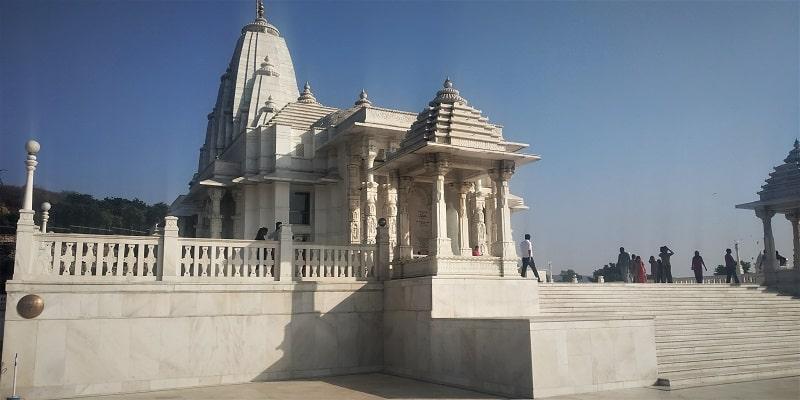 Birla Mandir must see places in Jaipur
