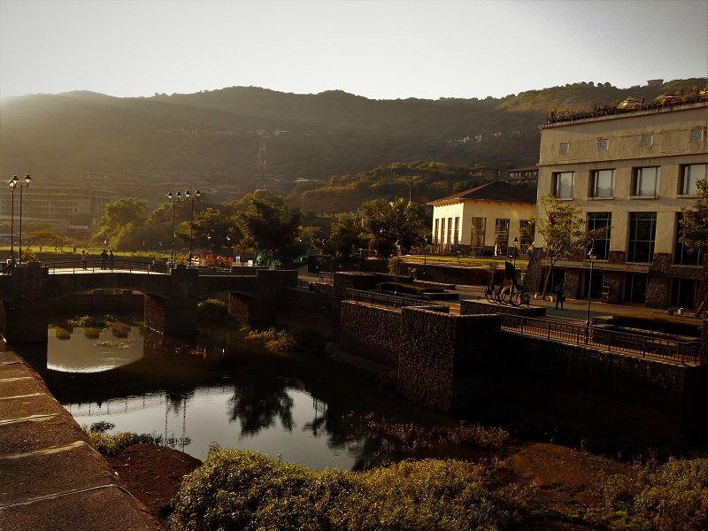 Bridge at Lavasa city