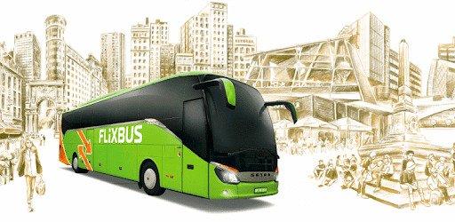Bus service flixbus