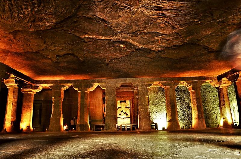 Cave 4 Ajanata Caves