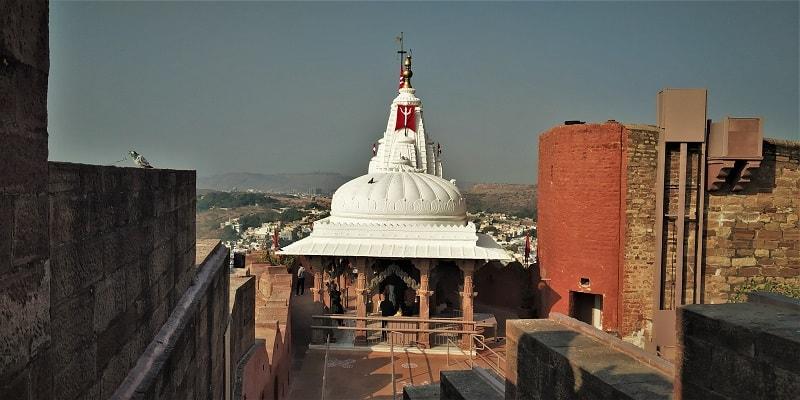 Chamunda Mata ji Temple Jodhpur
