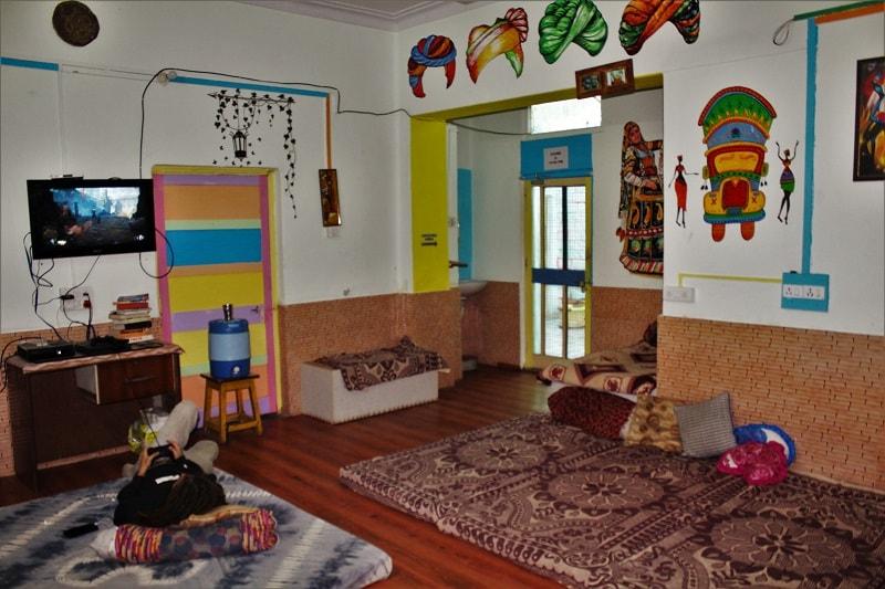 CrashPad Hostel Jodhpur