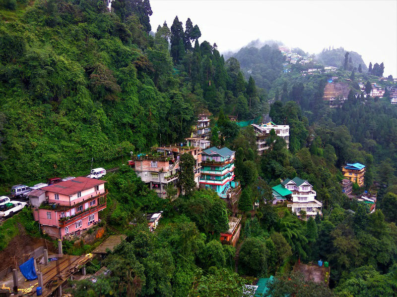 Darjeeling city Darjeeling must see places