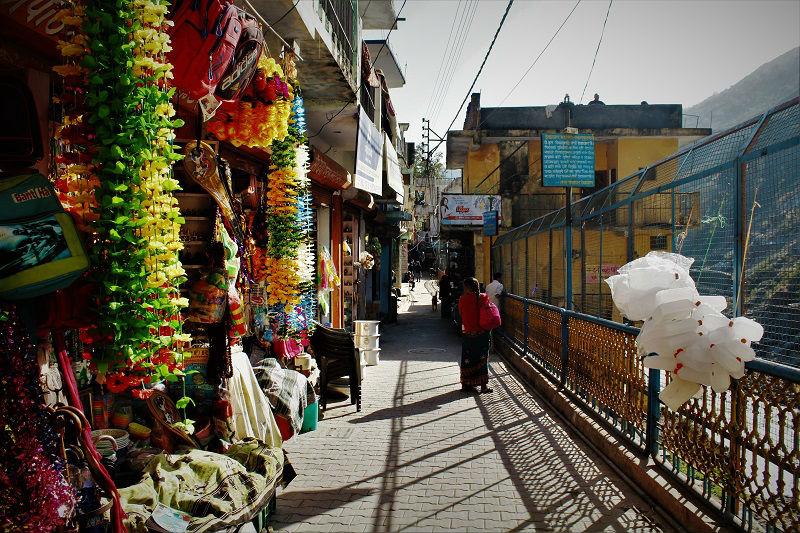 Devprayag Market