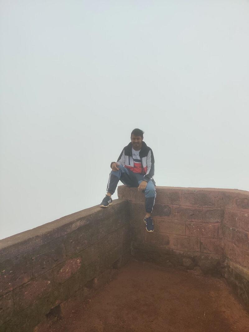 Elphinstone point Mahabaleshwar