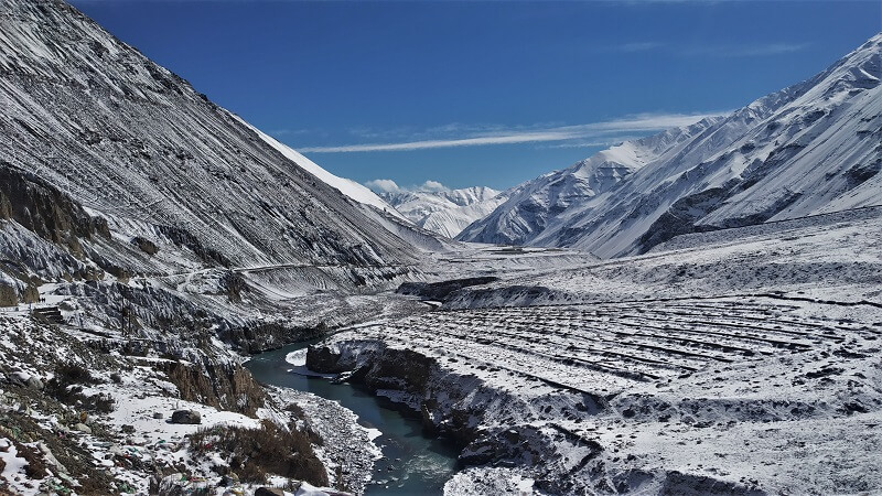 Exploring the Tabo Town Spiti Valley trip
