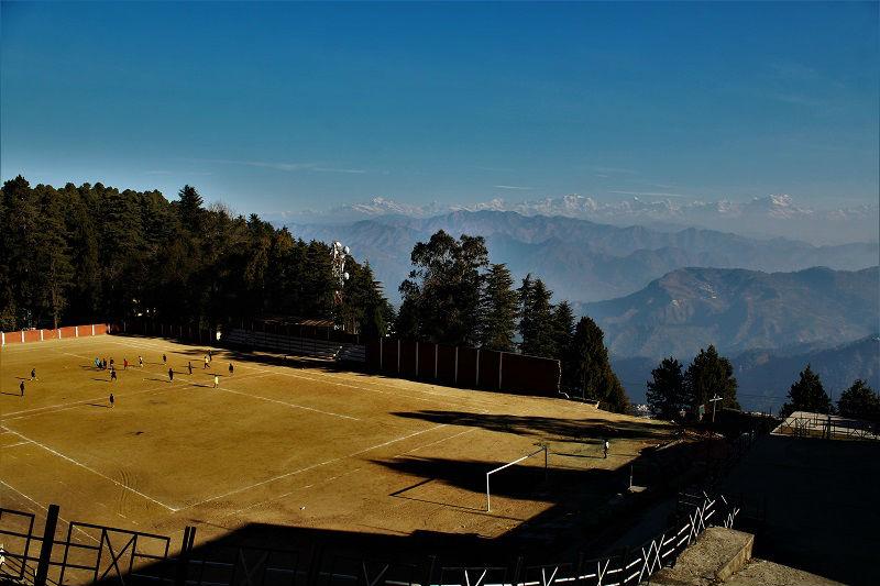 Football Stadium Pauri Uttarakhand