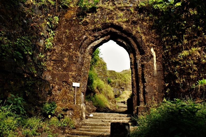 Ganesh Darwaja Korigad Fort Trek