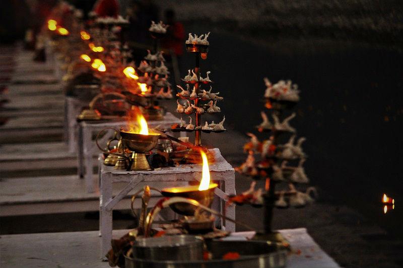 Ganga Aarti rishikesh Uttarakhand