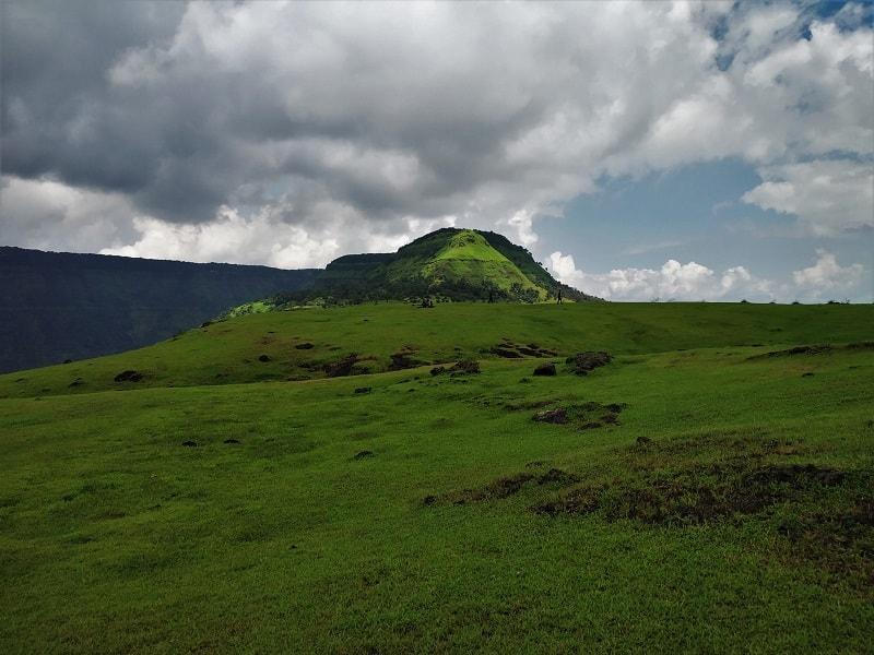 Garbett plateau