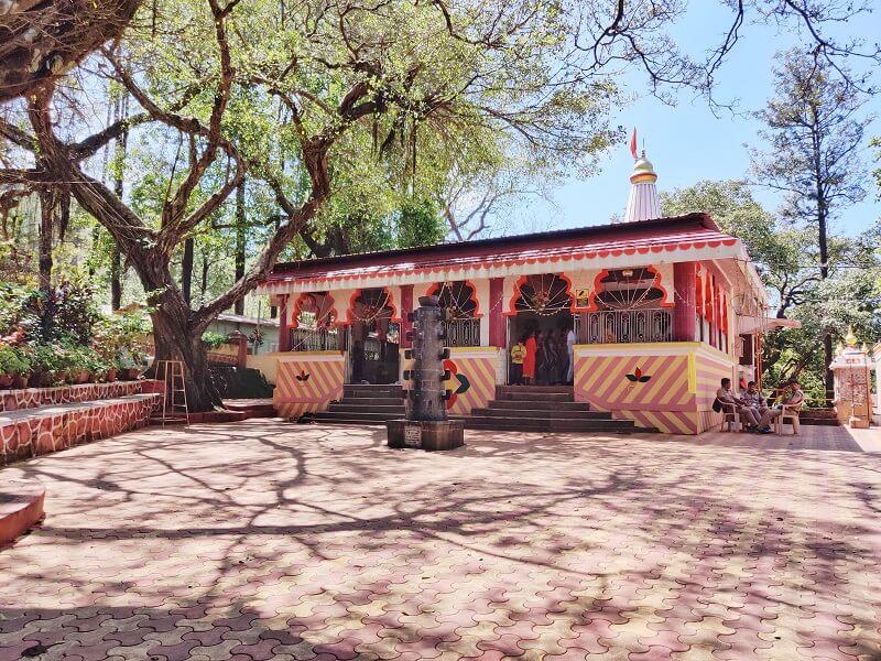 Ghatjai temple Panchgani