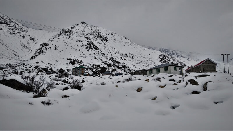 Houses at Chitkul