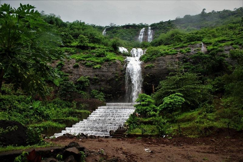 Jagtap Waterfalls kanhe khandi region