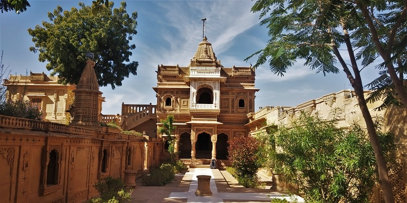 Jain Temple Amar sagar