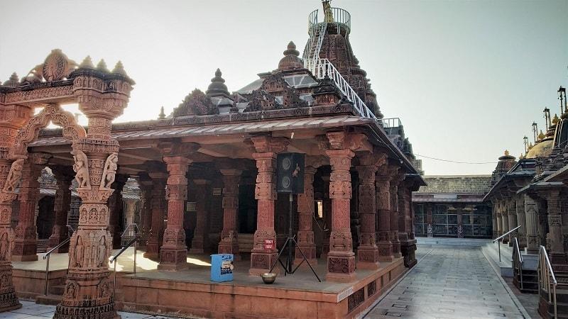 Jain Temple Osian near Jodhpur