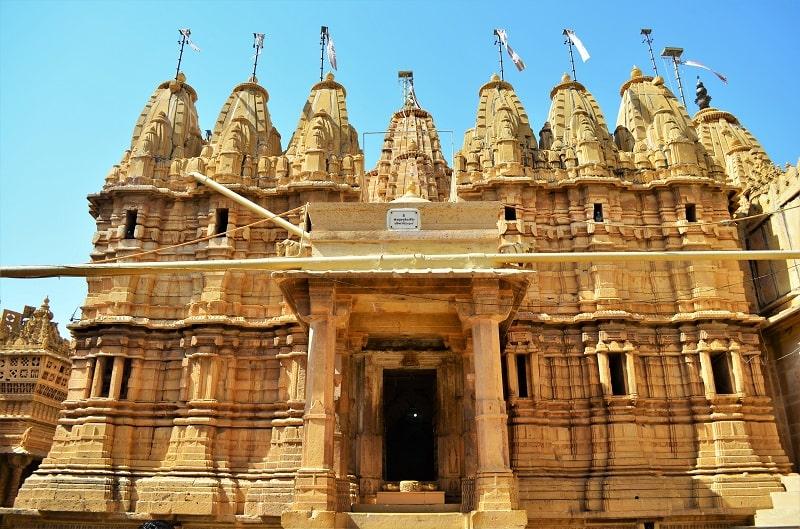 Jain temples Jaisalmer Fort