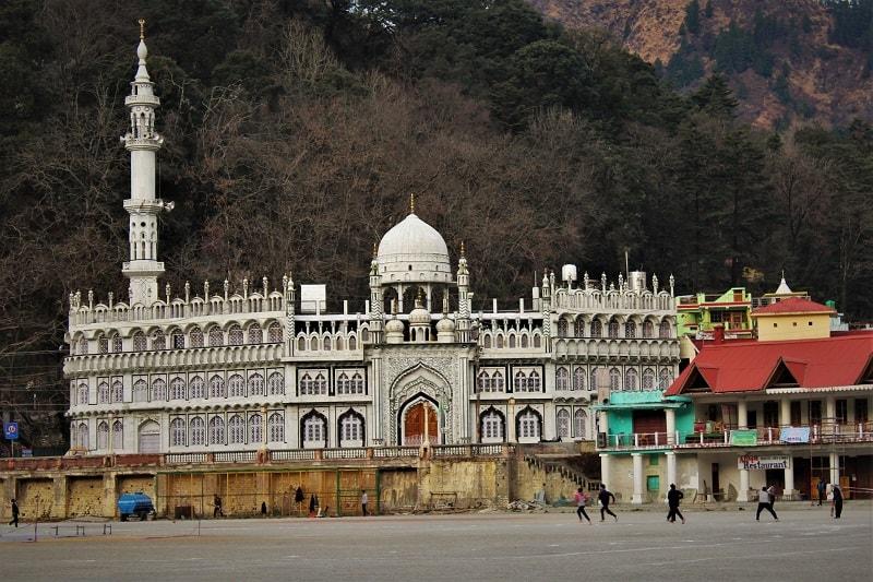 Jama Masjid Nainital Uttarakhand