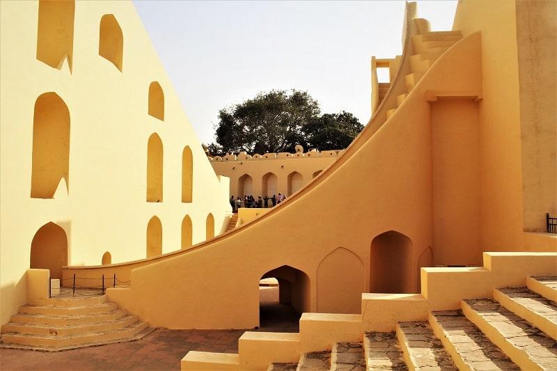 Jantar Mantar must see places in Jaipur
