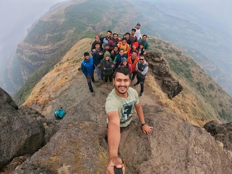 Kalsubai Organized trek by onacheaptrip