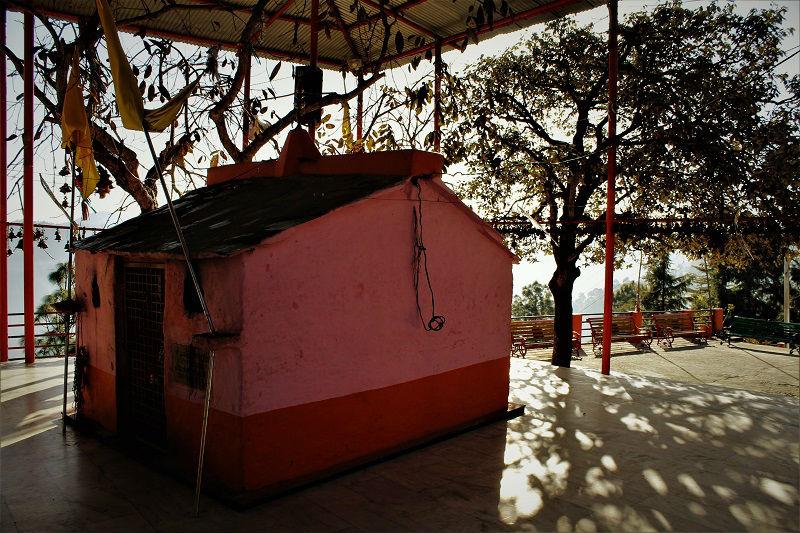 Kandolia Temple Pauri Uttarakhand