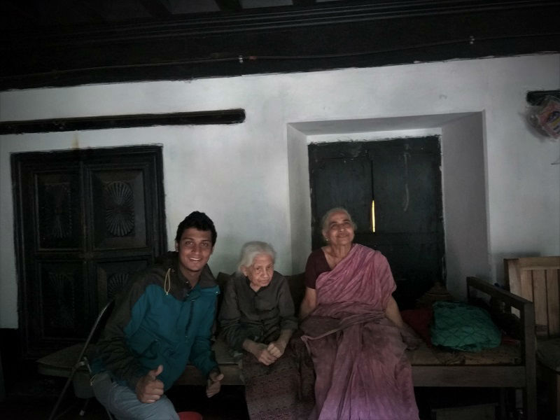 Katuri Akka, Her mother and me Dodda Mane Agumbe