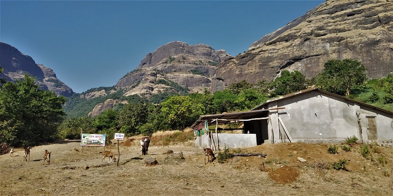 Khireshwar base village of Harishchandragad Fort