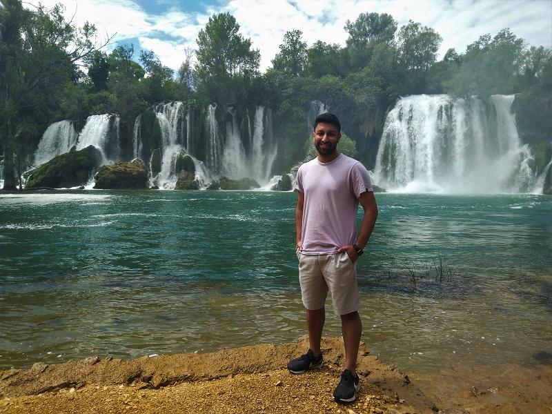 Kravice Falls Bosnia