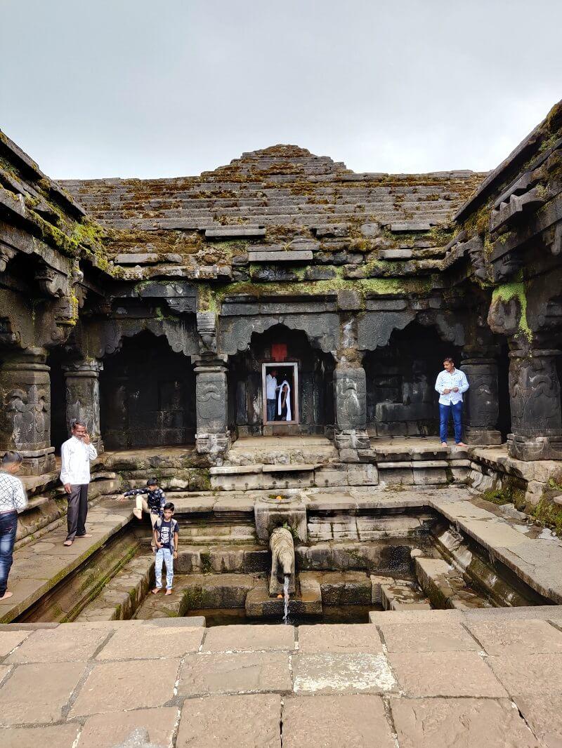 Krishnabai temple Old Mahabaleshwar