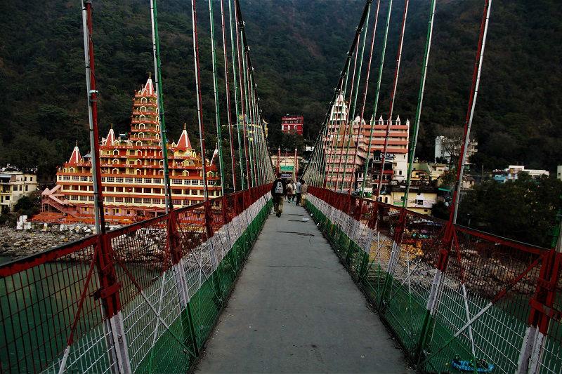 Laxman Jhula Rishikesh Uttarakhand