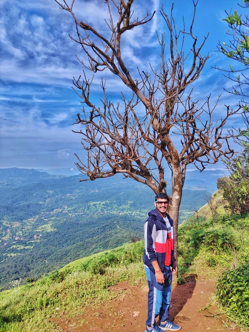 Lodwick point view Mahabaleshwar