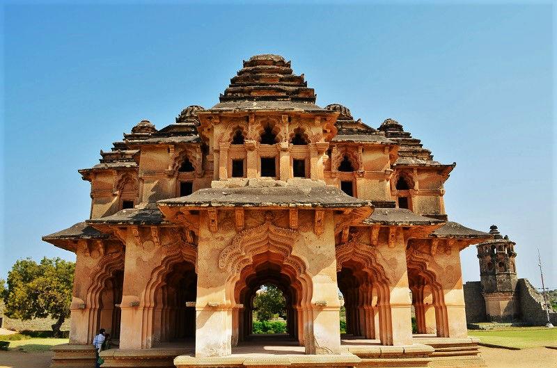 Lotus Temple Hampi Karnataka