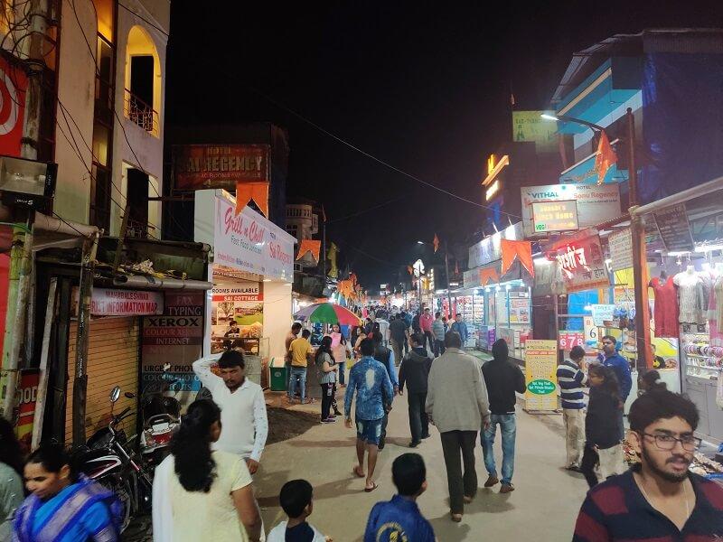 Mahabaleshwar local market