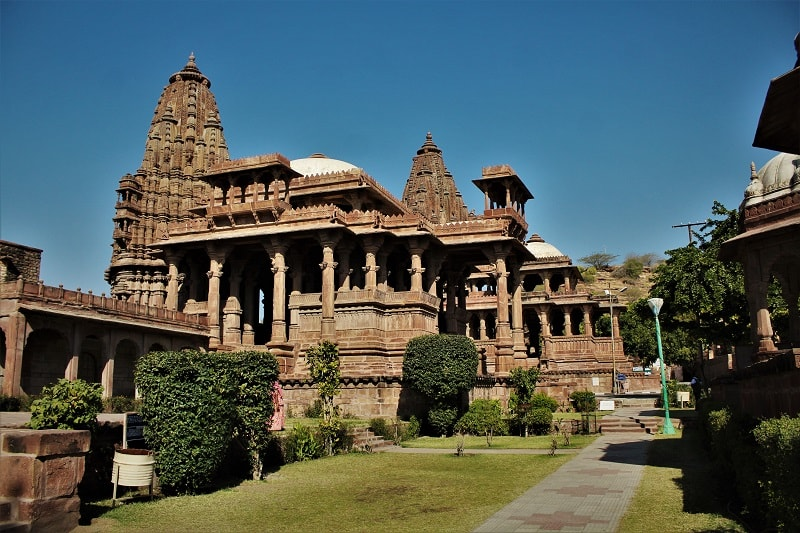 Mandore garden must see places in Jodhpur