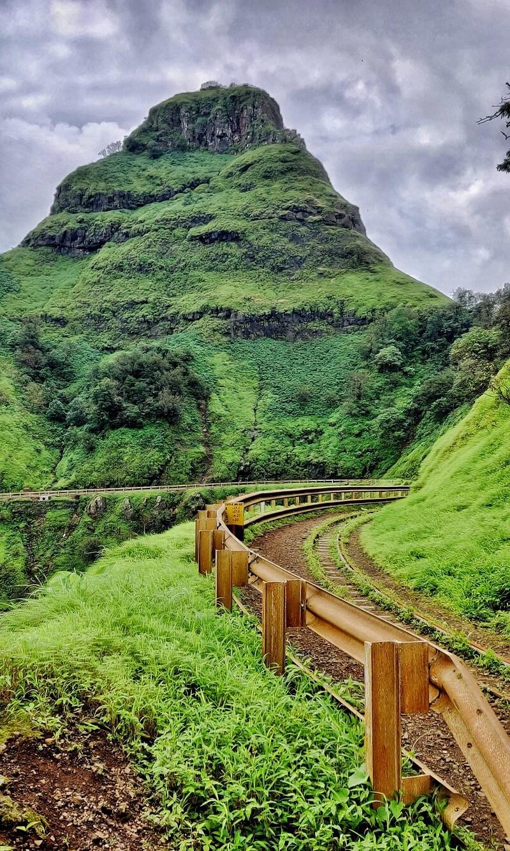 Matheran Neral Railway track