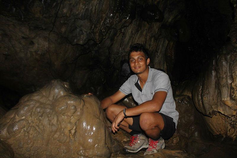 Mawsmai caves cherrapunji