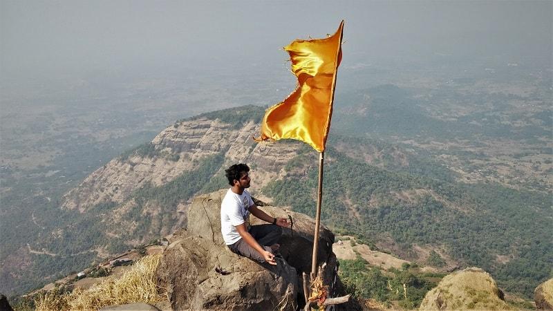Meditating on Kalavantin Durg top