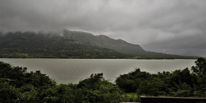 Mushi lake on way to Tamhini Ghat