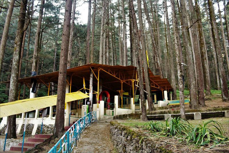 Nag Dev Mandir Pauri Uttarakhand