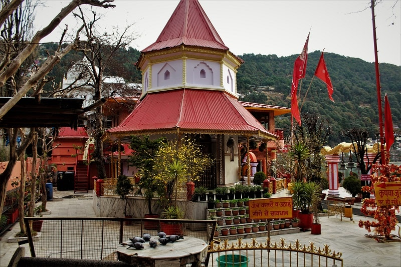 Naini Devi Temple Nainital Uttarakhand