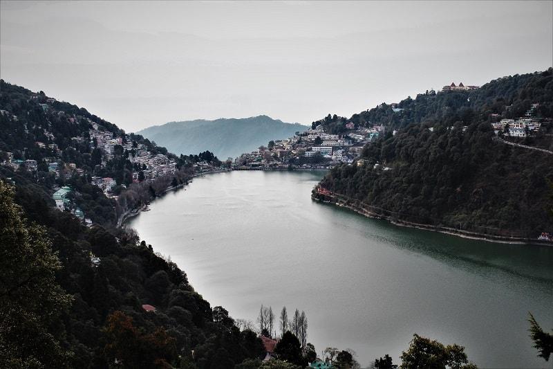 Naini lake Nainital Uttarakhand