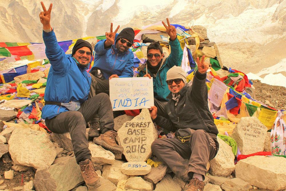 Onacheaptrip Everest Base Camp trek