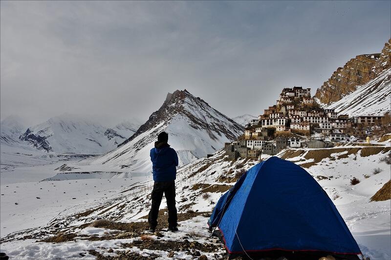 Onacheaptrip Key Monastery Spiti valley