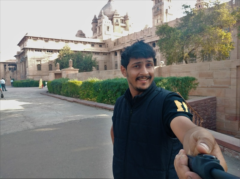 Onacheaptrip at Umaid Bhawan palace Mandore garden must see places in Jodhpur