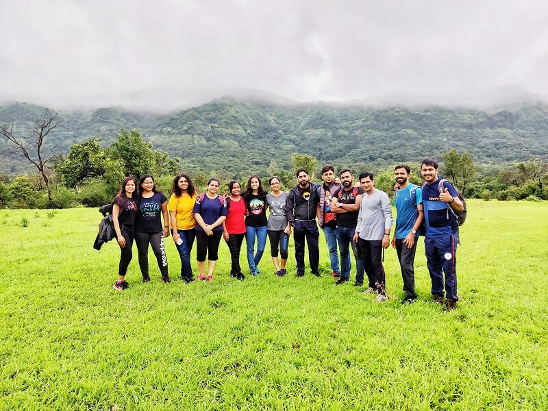 Organized trek #2 to Andharban forest