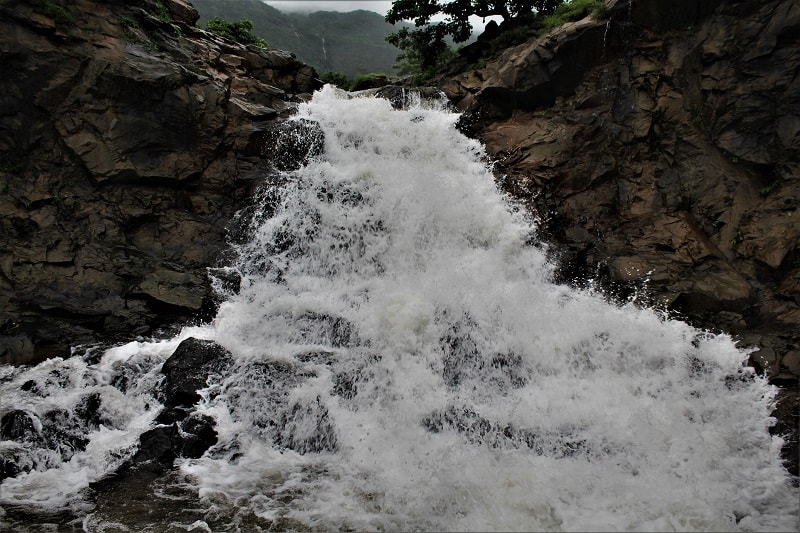 Palase Waterfall Tamhini Ghat