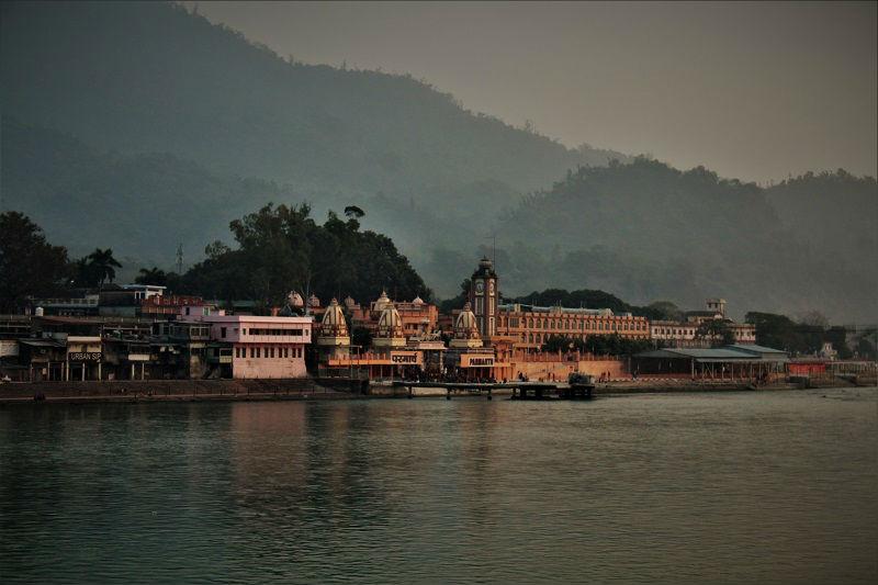 Parmarth Niketan Ashram Rishikesh Uttarakhand